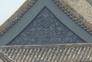 Forbidden City building, Beijing, China.
