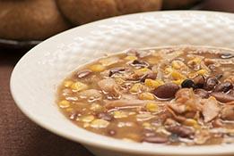 Southern soup.