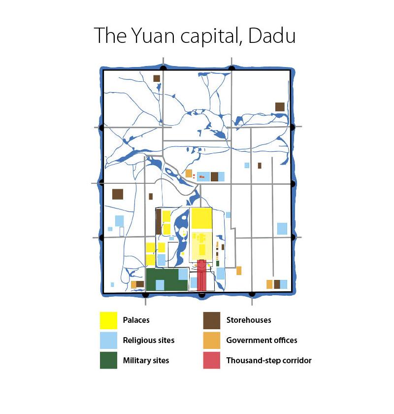 Yuan Beijing infographic