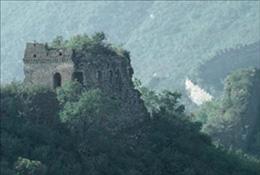 The Great Wall, China.