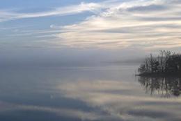 Jordan Lake, North Carolina.