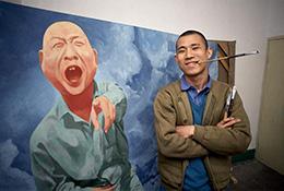Chinese Artist, Beijing, China.