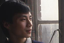 Chinese dissident Wang Dan after his release from prison.
