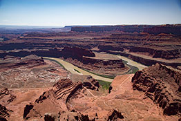 Colorado River at Dead Horse Point, Utah