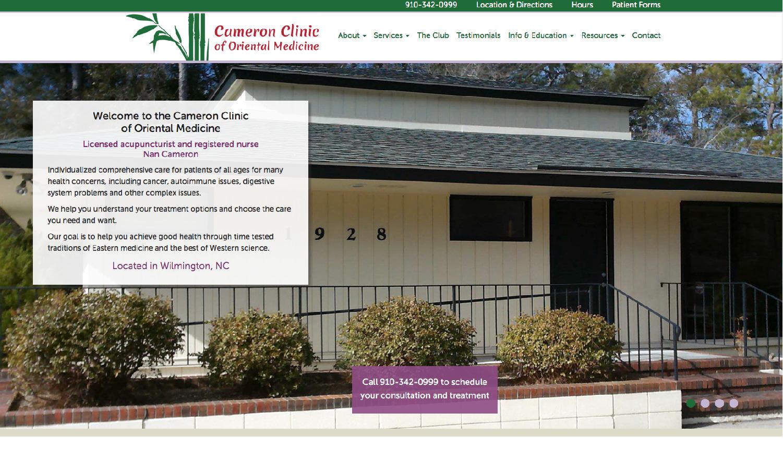 Cameron Clinic of Oriental Medicine