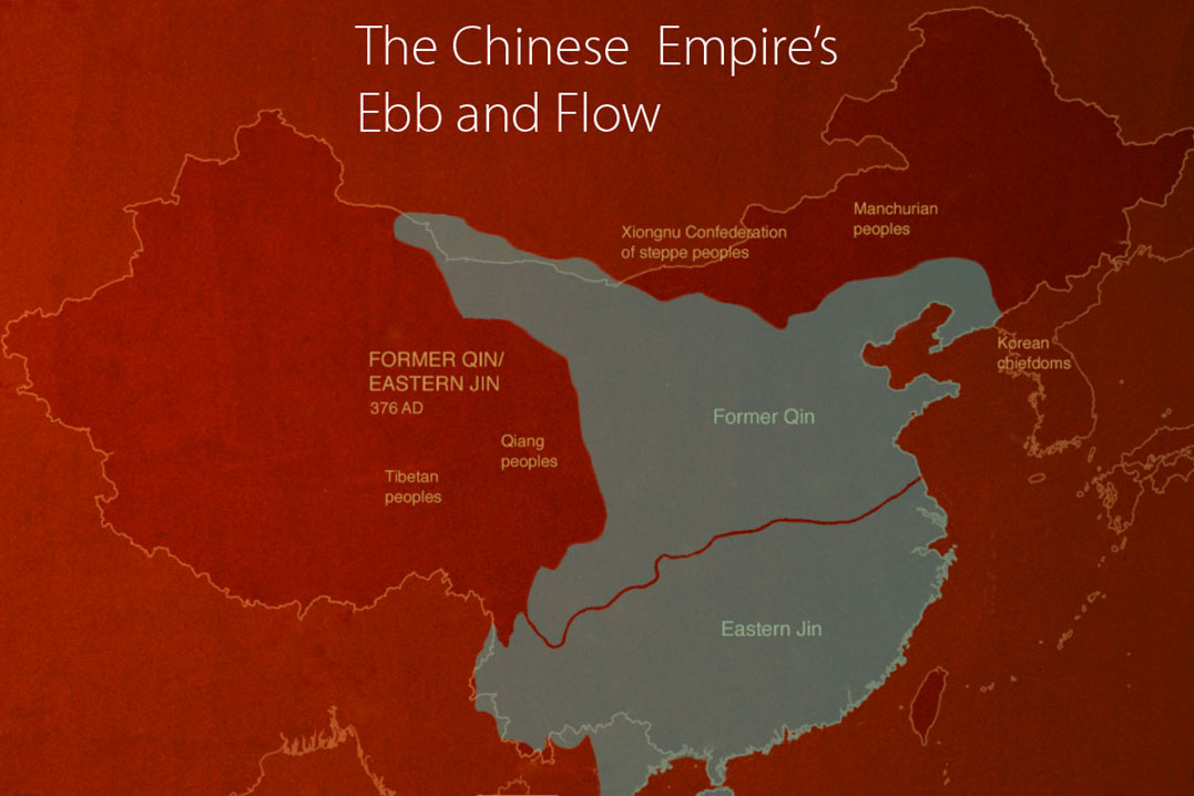Chinese Empire Ebb and Flow