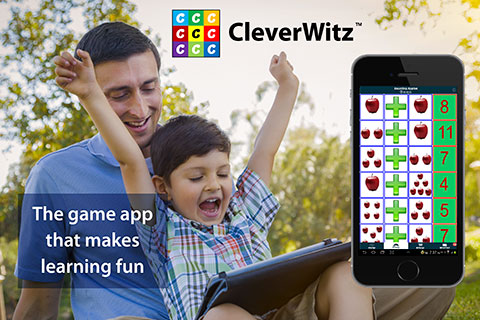 CleverWitz Game App