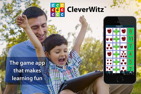 CleverWitz Game App
