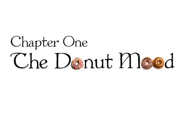 The Donut Mood title
