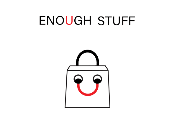 Enough Stuff animated intro