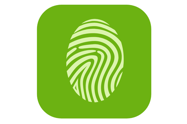 Green Thumbometer logo and icons