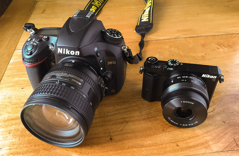 Small camera, big views