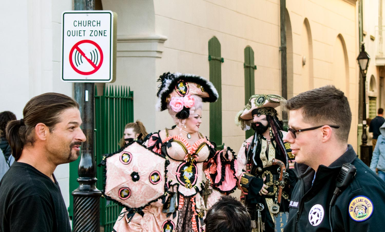 New Orleans - America's Exuberant Cultural Hybrid