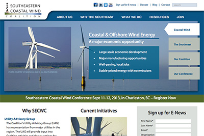 Southeastern Wind Coalition