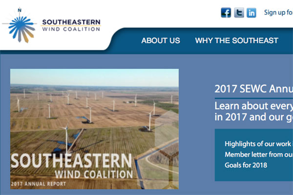 Southeast Wind Coalition