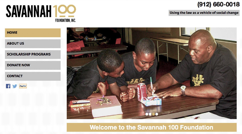 Savannah 100 Foundation