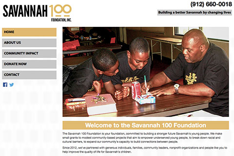 Savannah 1OO Foundation