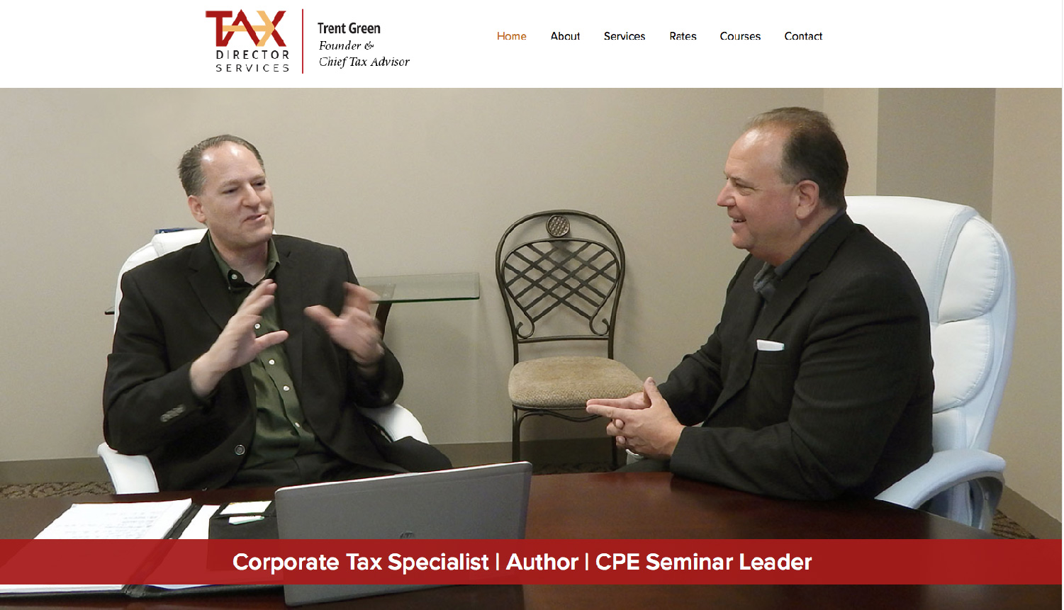 Tax Director Services